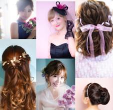 Hair&MakeRoumier所属のヘアメイクルーミエ