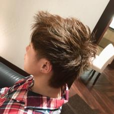 HAIR DESIGN Feel Refine所属の大貫政弥