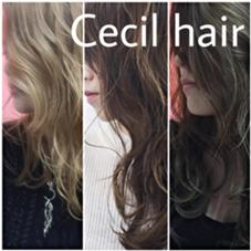 Cecilhair所属の儀間勇太
