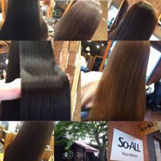So-ALL Hair-Make所属のSo-ALL@kutetsu