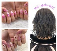 Hair Make B2C所属の熊本七海