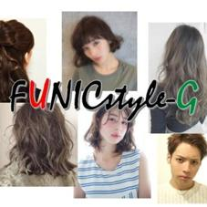 FUNIC STYLE G所属のFUNICstyle-G