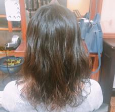 Hair&EsteGarden所属の高波遼佳