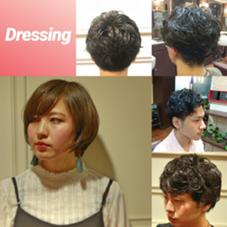 cut house DRESSING所属のKATOTOSHIKI