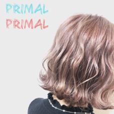PRIMAL(プライマル) 千葉店所属の内富祐次/サロンディレクター
