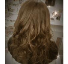 hair&make salon hana Coco所属のtobitaayaka