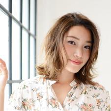HAIR&MAKEEARTH所属のHAIR&MAKEEARTH熊本嘉島店