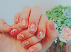 yuki nail  ε♥з所属のe.yuki