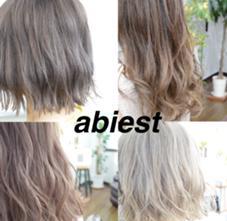 美容室Abiest*(アビエスト)所属の美容室Abiest*