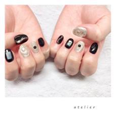 atelier-02所属のatelier-02ネイル