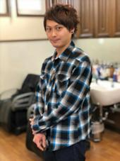 Hair Make LINK所属の福村宗一郎