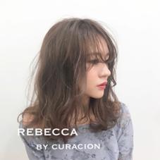 REBECCAbycuracion所属の田中ひとみ