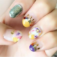 ネイル&まつ毛エクステサロン yuubi beauty salon 東生駒所属のネイルスタッフ