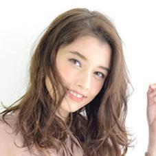 hair&makeEarth大分セントポルタ店所属の東田瑞希