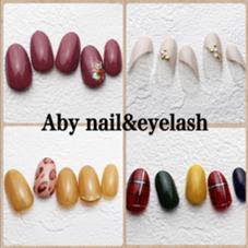 Abynail&eyelash所属のAbynail & eye