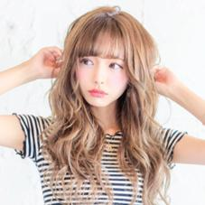 Hair&MakeSAPPHIRE所属の吉川永美