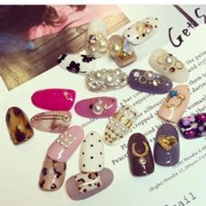 msKei nail所属のmsKeinail♥