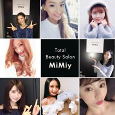 Total Beauty Salon mimiy所属のMiMiy