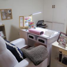 Nail  Salon  LiAn 所属のSakamotoYukari