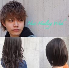 Hair Healing Wish所属のスタイリスト/大窪雄太