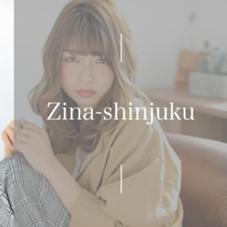 hairsalonZina新宿所属のZina新宿