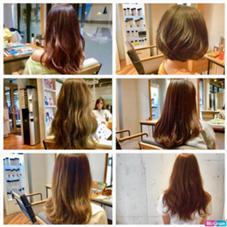 hair shop N&A 越谷店所属の北川 裕介