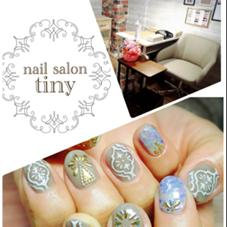 nailsalon tiny所属のNailistMayuu
