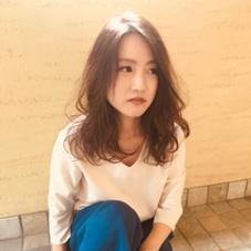 hair design cheerful所属の水野 希