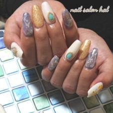 nail salon hal所属の下春菜