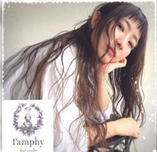 ramphy  hair atelier所属のニシモトユウタ
