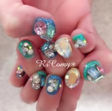Nail&handmade…RiComy*所属のリコ