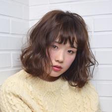 hairproduceCUEON.所属の増子梨沙