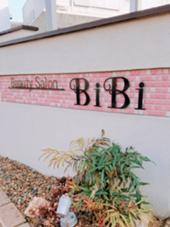 BiBi所属のビューティーサロンBiBi