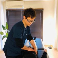慢性腰痛専門 整体院安-An-所属の森本賢守