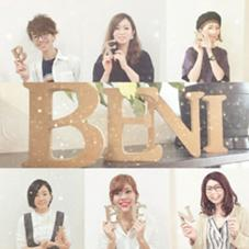 BENI仙台柳生店所属のBENI柳生店