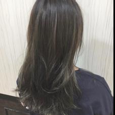 mods'hair草加所属の笠原一希