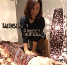 BalineseSalonSantai所属のmanabekaori