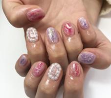 nail&eyelashmk所属のoyuka