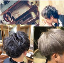 hairresortAi新宿西口店所属の岩崎颯太