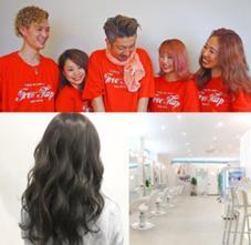 HairFactoryFREEFLAP所属の伊藤彩夏