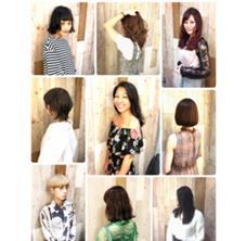 hair resort Ai 新宿西口所属の田澤唯那