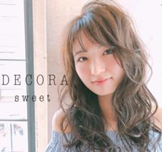 DECORA sweet【川越】所属のTopStylist_大川陽太
