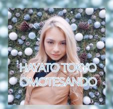 HayatoTokyo表参道所属のKaaiNishikawa