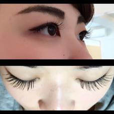 eyelash salon Wink所属の林里美