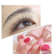 Nail&EyelushErcher所属のNail&EyeErcher