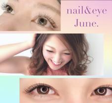 nail & eye June.(栄 松坂屋より徒歩1分)所属の清川敦美