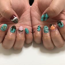 private nail salon mint所属の志田有加里