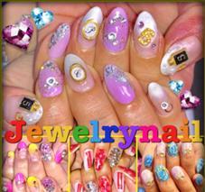Jewelrynail所属のsaki♡