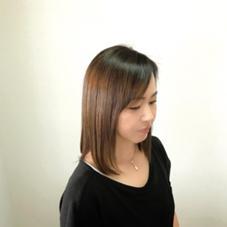 hair fix RYU Oasis所属の成田 夏紀