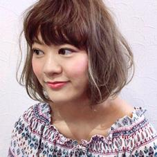 Hair Relaxation anvi所属の小野 瑞季